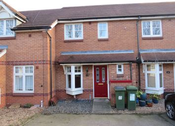 Thumbnail 2 bed town house for sale in Packhorse Drive, Enderby, Leicester