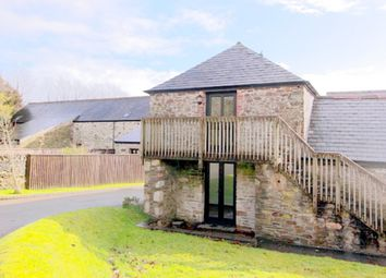Thumbnail 3 bed barn conversion to rent in Duloe, Liskeard