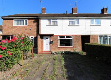 Thumbnail 3 bed terraced house for sale in Northumberland Avenue, Bury St. Edmunds