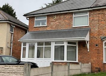 Thumbnail 3 bed end terrace house for sale in Colindale Road, Kingstanding, Birmingham