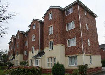 Thumbnail 3 bed flat to rent in Alexandra Mews, Alexandra Road South, Whalley Range