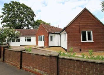 Thumbnail 6 bed bungalow to rent in Earlham Green Lane, West Earlham, Norwich