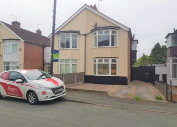 Thumbnail 3 bed semi-detached house to rent in Leyland Avenue, Wolverhampton