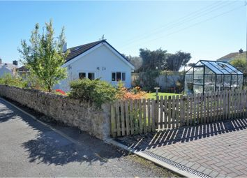 Thumbnail 4 bed detached bungalow for sale in Swn Yr Afon, Moelfre