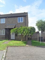 Thumbnail 2 bedroom end terrace house to rent in Harebell Way, Carlton Colville