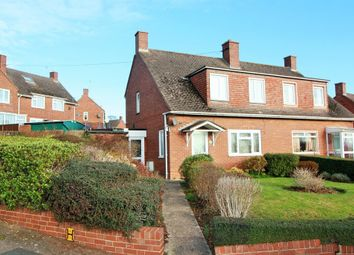 Thumbnail 2 bed semi-detached house for sale in Prince Charles Road, Exeter