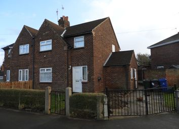 Thumbnail 3 bedroom semi-detached house to rent in Homefield Crescent, Doncaster