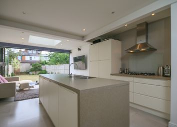 Thumbnail 3 bed detached house for sale in Oakdale Road, Weybridge