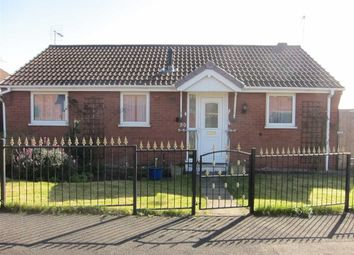 Thumbnail 2 bed detached bungalow to rent in Kestral Close, Carlton, Nottingham