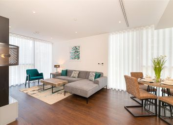 1 bed flat for sale in Maine Tower, Harbour Central Canary Wharf E14