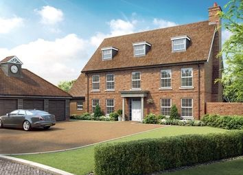 Thumbnail 6 bed detached house for sale in Thorn Lane, Stelling Minnis, Canterbury, Kent