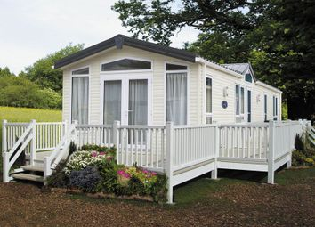Thumbnail 2 bed lodge for sale in Barholm Road, Tallington, Stamford, Lincolnshire