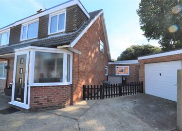 Thumbnail 3 bed semi-detached house for sale in Luard Court, Warblington