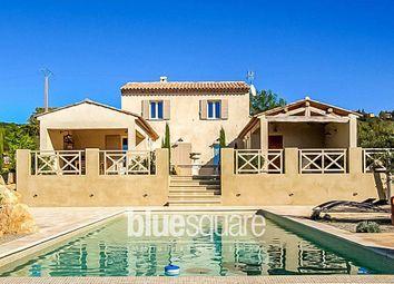 Thumbnail 4 bed villa for sale in Tourtour, Var, 83690, France