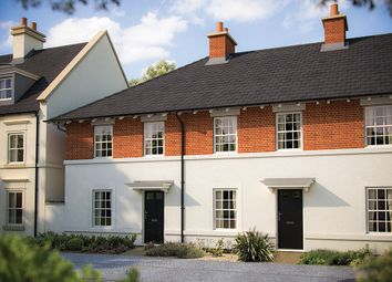 "Thumbnail 3 bed terraced house for sale in ""The Greylake"" at Haye Road, Sherford, Plymouth"