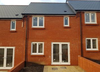 Thumbnail 2 bed terraced house for sale in Plot 120, Dukes Way, Axminster