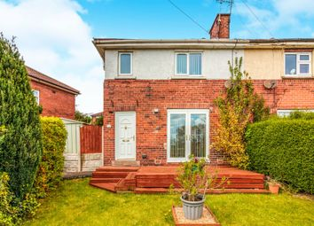 Thumbnail 3 bed semi-detached house for sale in Jordan Crescent, Rotherham