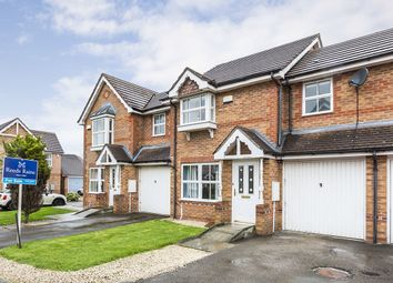 Thumbnail 3 bed semi-detached house for sale in Birkdale Close, Euxton, Chorley