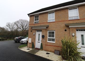 Thumbnail 2 bed end terrace house for sale in Heol Senni, Bettws, Newport