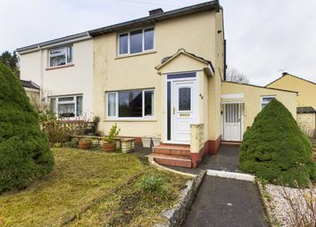 Thumbnail 2 bed semi-detached house for sale in Barn Park, Buckfastleigh