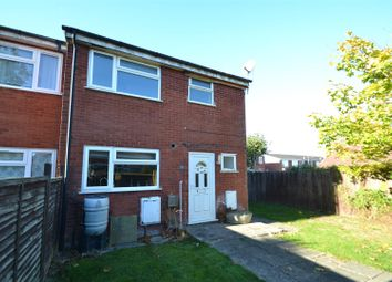 Thumbnail 3 bed end terrace house for sale in Saxon Way, Cotgrave, Nottingham