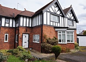 Thumbnail 4 bedroom detached house for sale in Hollyhedge Road, West Bromwich