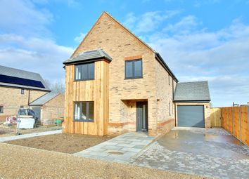 Thumbnail 4 bed detached house for sale in Somersham Road, Colne