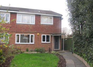 Thumbnail 2 bedroom maisonette for sale in Kingsbury Road, Erdington, Birmingham, West Midlands