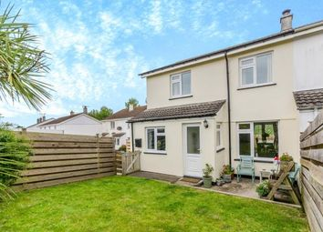 Thumbnail 4 bed end terrace house for sale in Goldsithney, Penzance, Cornwall