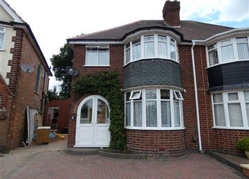 Thumbnail 3 bed semi-detached house for sale in Heathmere Avenue, Yardley, Birmingham