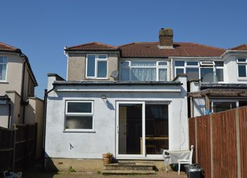Thumbnail 5 bed semi-detached bungalow to rent in Taunton Way, Stanmore