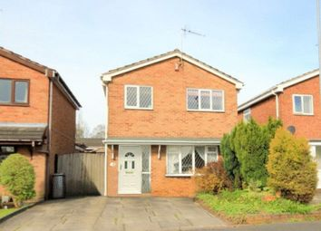 Thumbnail 3 bed detached house for sale in Renard Way, Meir Park, Stoke-On-Trent