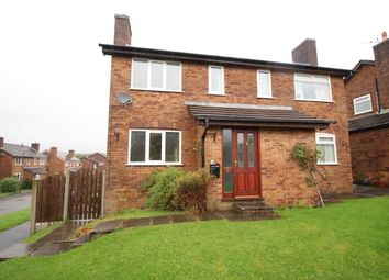 Thumbnail 3 bed semi-detached house for sale in Peveril Court, Glossop