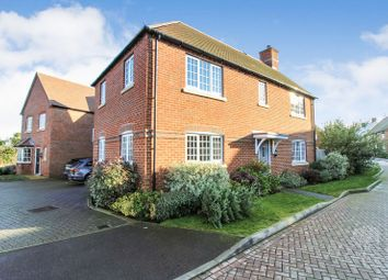 Thumbnail 4 bed detached house for sale in Maida's Way, Aldermaston, Reading