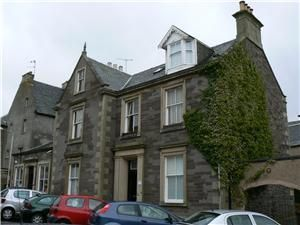 Thumbnail 1 bed flat to rent in Hyndford Place, Lanark