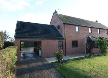 Thumbnail 3 bed semi-detached house for sale in Lonning Foot, Rockcliffe, Carlisle, Cumbria