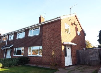 Thumbnail 3 bed property to rent in Chadswell Heights, Lichfield