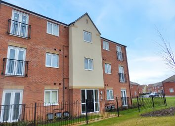 Thumbnail 2 bed flat to rent in Daphne Grove, Cardea, Peterborough