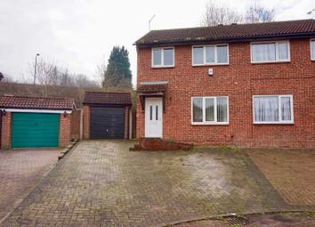 Thumbnail 3 bedroom semi-detached house for sale in Mulberry Close, Gillingham