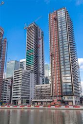 2 bed flat for sale in 10 Park Drive, Canary Wharf, London E14