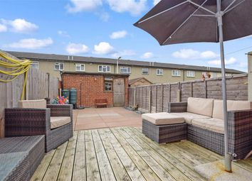 Thumbnail 3 bed town house for sale in Winfields, Pitsea, Basildon, Essex