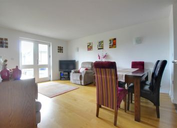 Thumbnail 2 bed flat for sale in Pinnata Close, Enfield