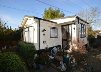 Thumbnail 1 bed mobile/park home for sale in Meadow Close, Bricket Wood, St. Albans