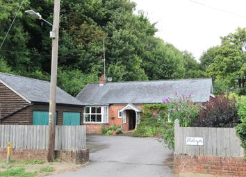 Thumbnail 3 bed detached bungalow for sale in West Meon, Petersfield