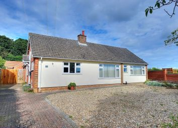 Thumbnail 5 bed detached bungalow for sale in Carter Road, Norwich
