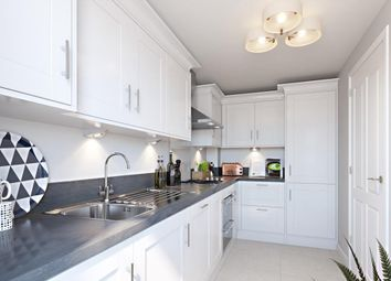 """Thumbnail 3 bedroom semi-detached house for sale in """"Stambourne"""" at Rocky Lane, Haywards Heath"""