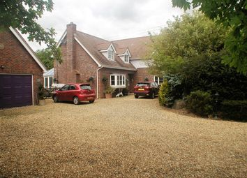 Thumbnail 5 bed detached house for sale in Hare Street, Nr Buntingford