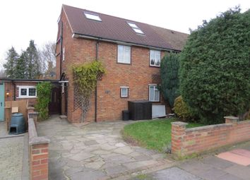 Thumbnail 4 bed semi-detached house to rent in Faringdon Avenue, Bromley