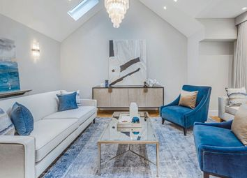 Thumbnail 4 bed mews house to rent in Wigmore Place, London