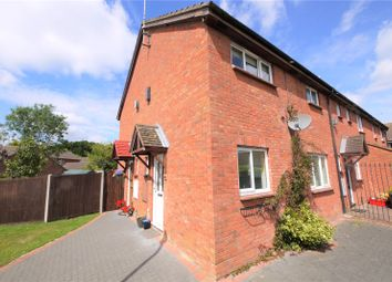 Thumbnail 1 bed end terrace house for sale in Greding Walk, Hutton, Brentwood, Essex
